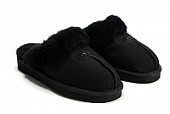 Тапочки UGG Slippers Scufette Black