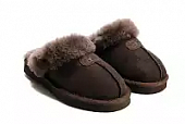 Тапочки Man Slippers Scufette Chocolate