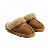 Тапочки UGG Slippers Scufette Chestnut