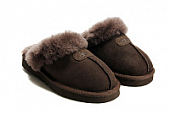Тапочки UGG Slippers Scufette Chocolate